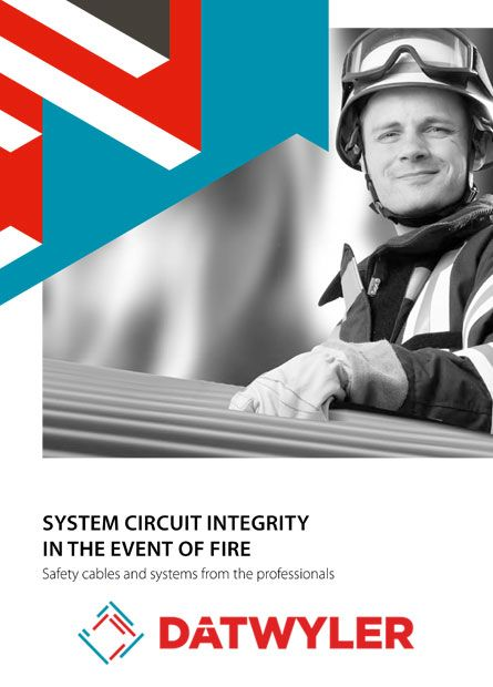 System Circuit integrity in the event of fire